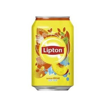Canette Ice Tea Lipton 33cl