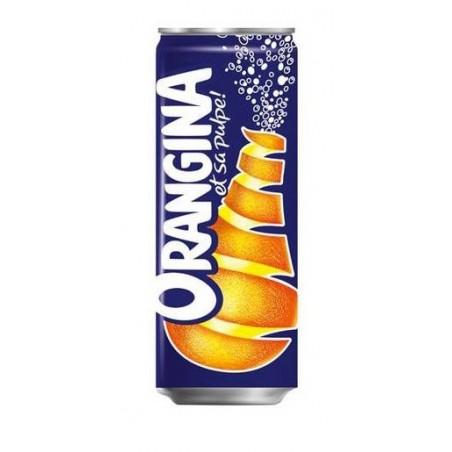 Canette Orangina 33cl